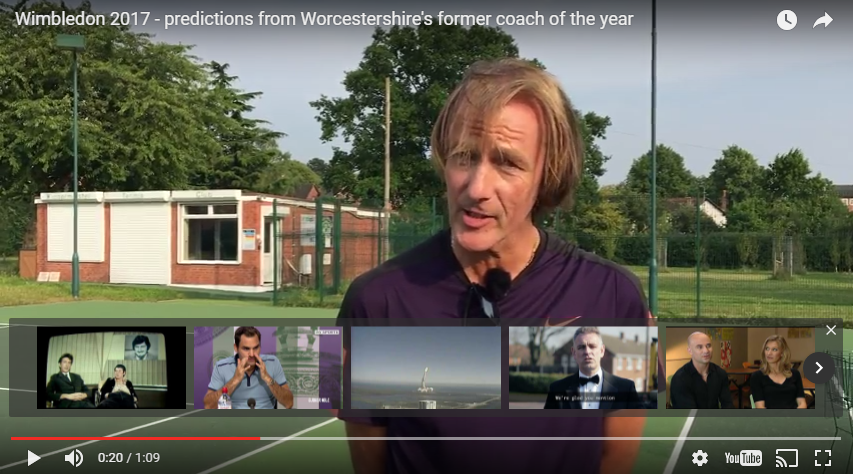 Coach Tony's Wimbledon Predictions